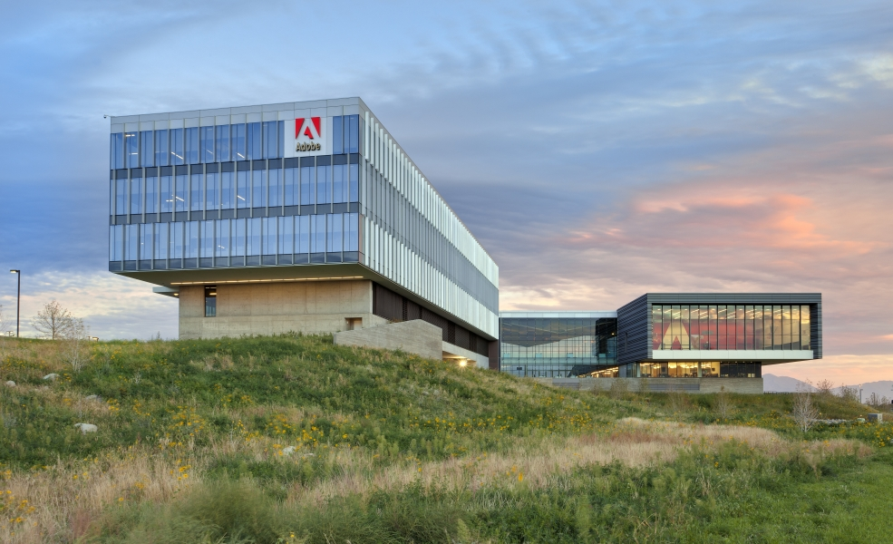 adobe lehi office building